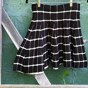Juniors' Candie's Trumpet Skirt Sz XS